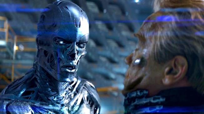 O Exterminador do Futuro - Gênesis - Cena 3