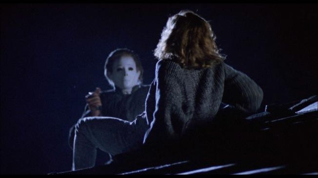 Halloween 4 - O Retorno de Michael Myers - Cena