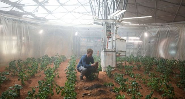 Perdido em Marte - Cena 5