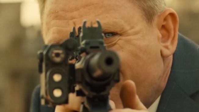 007 Contra Spectre - Cena 3