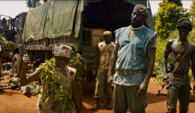 Beasts of no Nation - Cena 3