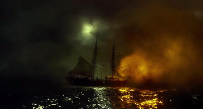 No Coração do Mar - Cena 4