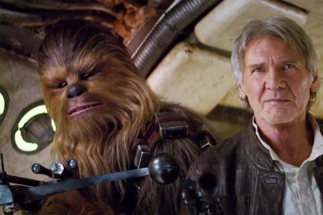 Star Wars - O Despertar da Força - Cena 3