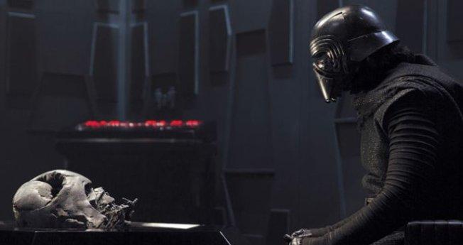 Star Wars - O Despertar da Força - Cena 4