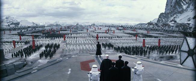 Star Wars - O Despertar da Força - Cena 5