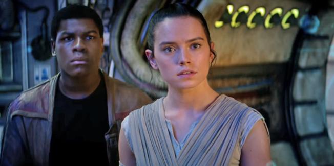 Star Wars - O Despertar da Força - Cena 6