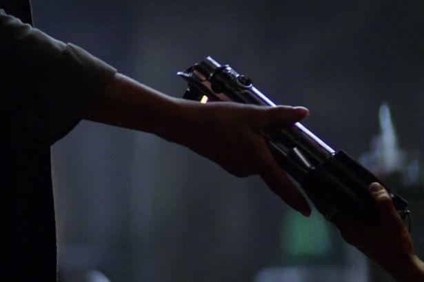 Star Wars - O Despertar da Força - Cena 7