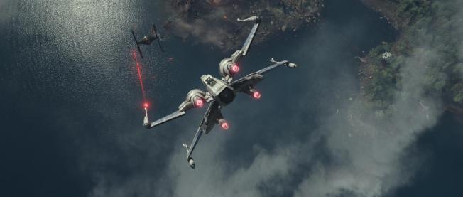 Star Wars - O Despertar da Força - Cena 8