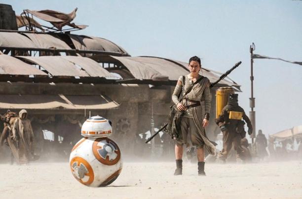 Star Wars - O Despertar da Força - Cena