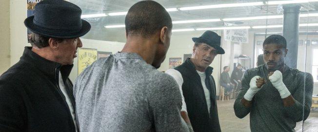 Creed - Nascido Para Lutar - Cena 3