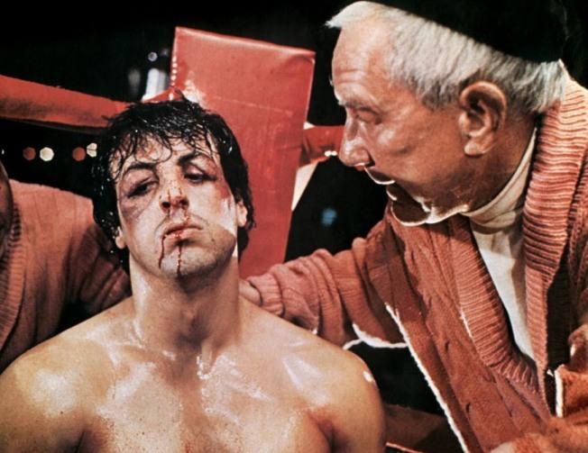 Rocky - Um Lutador - Cena 2