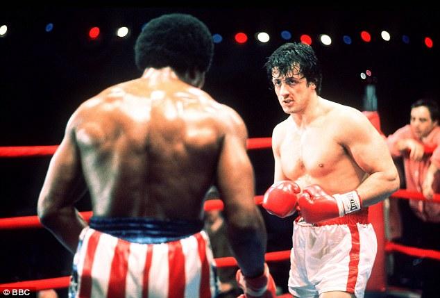 Rocky - Um Lutador - Cena 4