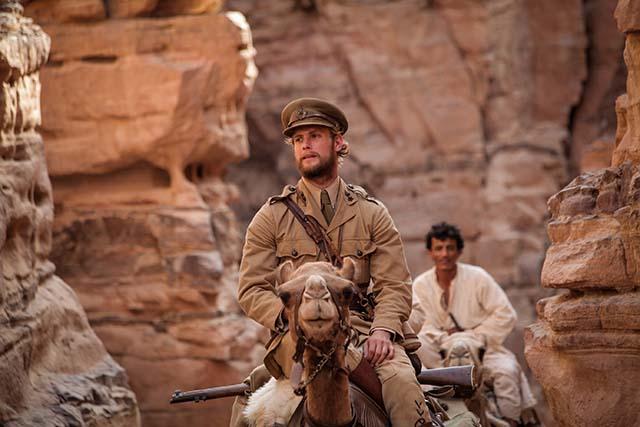 O Lobo do Deserto - Cena 2