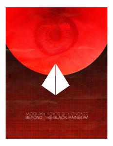 Além do Arco-Íris Negro