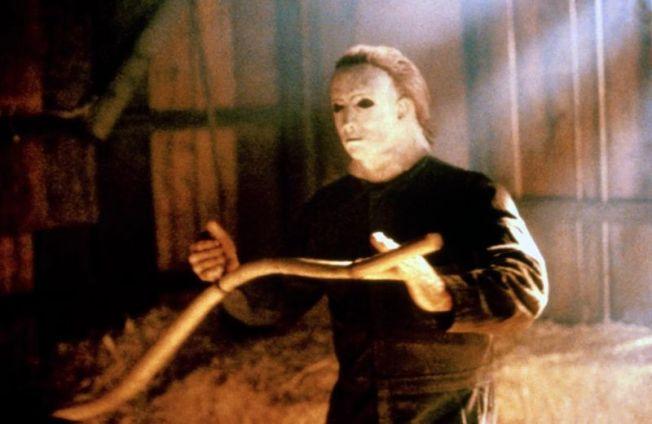 Halloween 5 - A Vingança de Michael Myers - Cena 4
