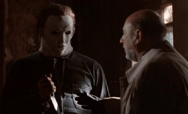 Halloween 5 - A Vingança de Michael Myers - Cena