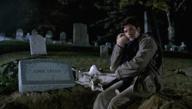 O Cemitério Maldito - Cena 3