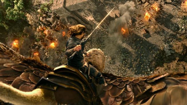 Warcraft - O Primeiro Encontro de Dois Mundos - Cena 2