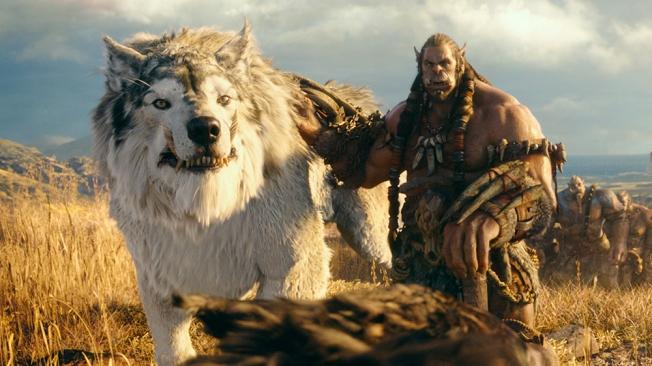 Warcraft - O Primeiro Encontro de Dois Mundos - Cena 3