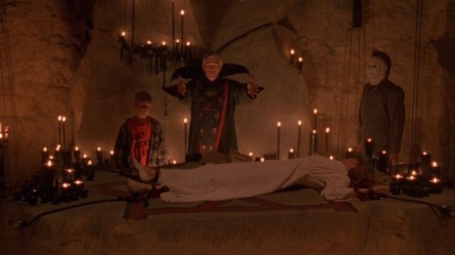 Halloween 6 - A Última Vingança - Cena 3