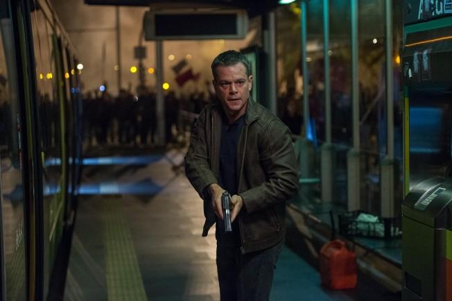 Jason Bourne - Cena 4