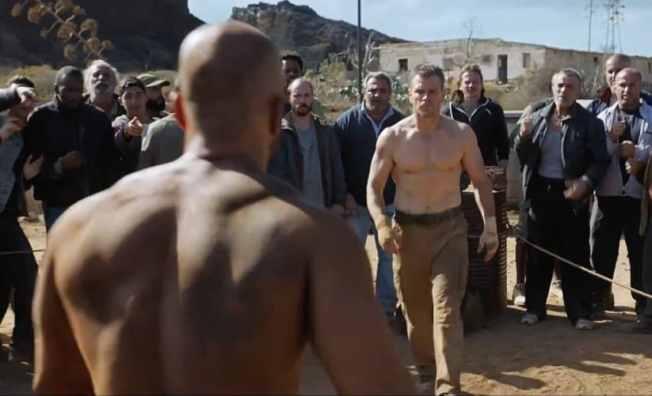 Jason Bourne - Cena