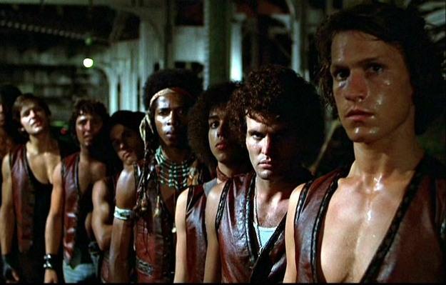 Warriors - Os Selvagens da Noite - Cena