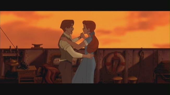 Anastasia - Cena 3