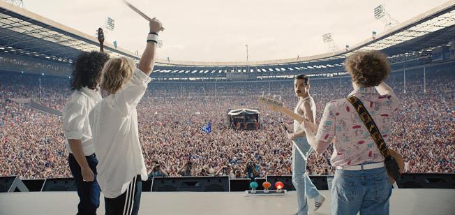 Bohemian Rhapsody - Cena 4